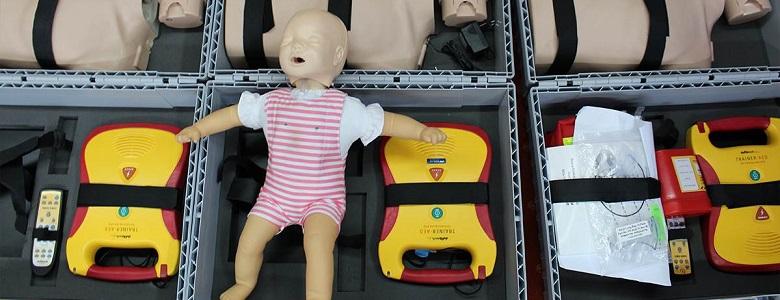 Resuscytacja dziecka
