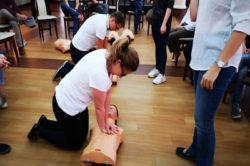 kursy z pierwszej pomocy katowice