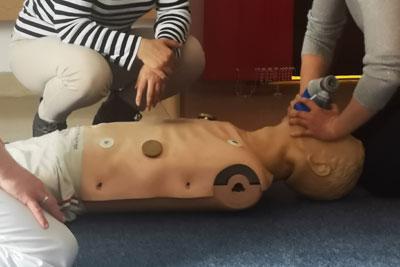 Szkolenia pierwsza pomoc