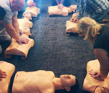 Szkolenie z pierwszej pomocy karków