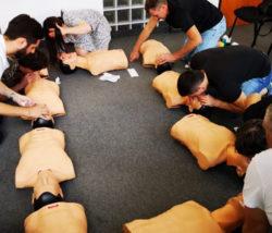 kurs pierwszej pomocy łódź medyk