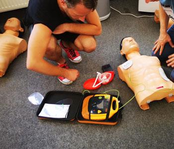 Kurs pierwszej pomocy Warszawa