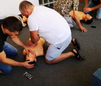 Szkolenia pierwsza pomoc Łódź
