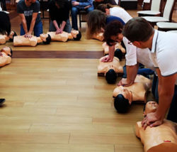Kurs pierwszej pomocy zielona góra