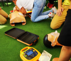 Kurs pierwszej pomocy Zielona Góra medyk szkolenia