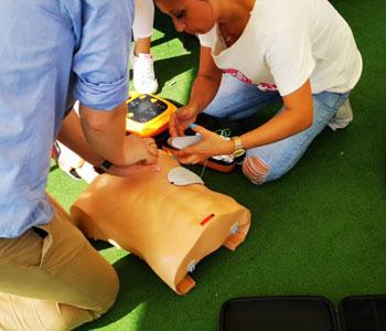 Kurs pierwszej pomocy zielona góra medyk