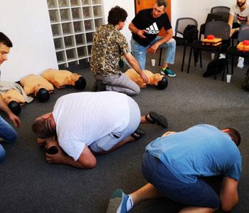 Łódź kurs pierwszej pomocy