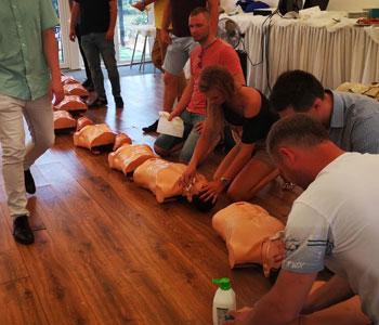 Białystok kurs pierwszej pomocy