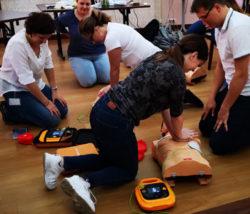 Poznań kurs pierwszej pomocy medyk
