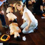 Resuscytacja - Szkolenia z pierwszej pomocy