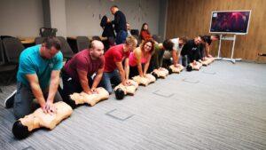 kurs pierwszej pomocy w białymstoku