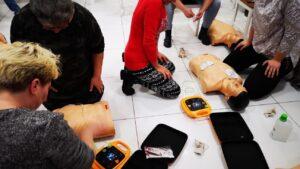 kurs pierwszej pomocy kraków