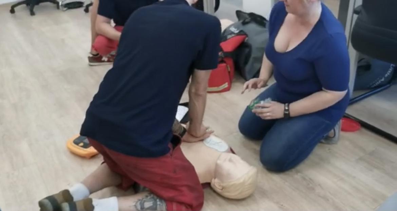 kurs pierwszej pomocy wrocław