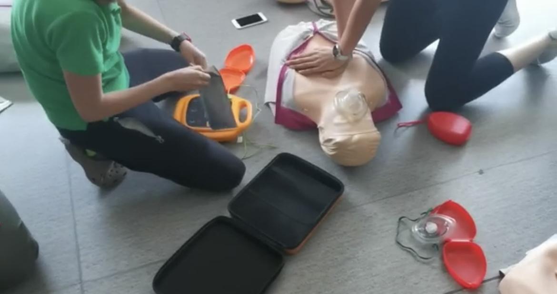 kurs pierwszej pomocy poznań
