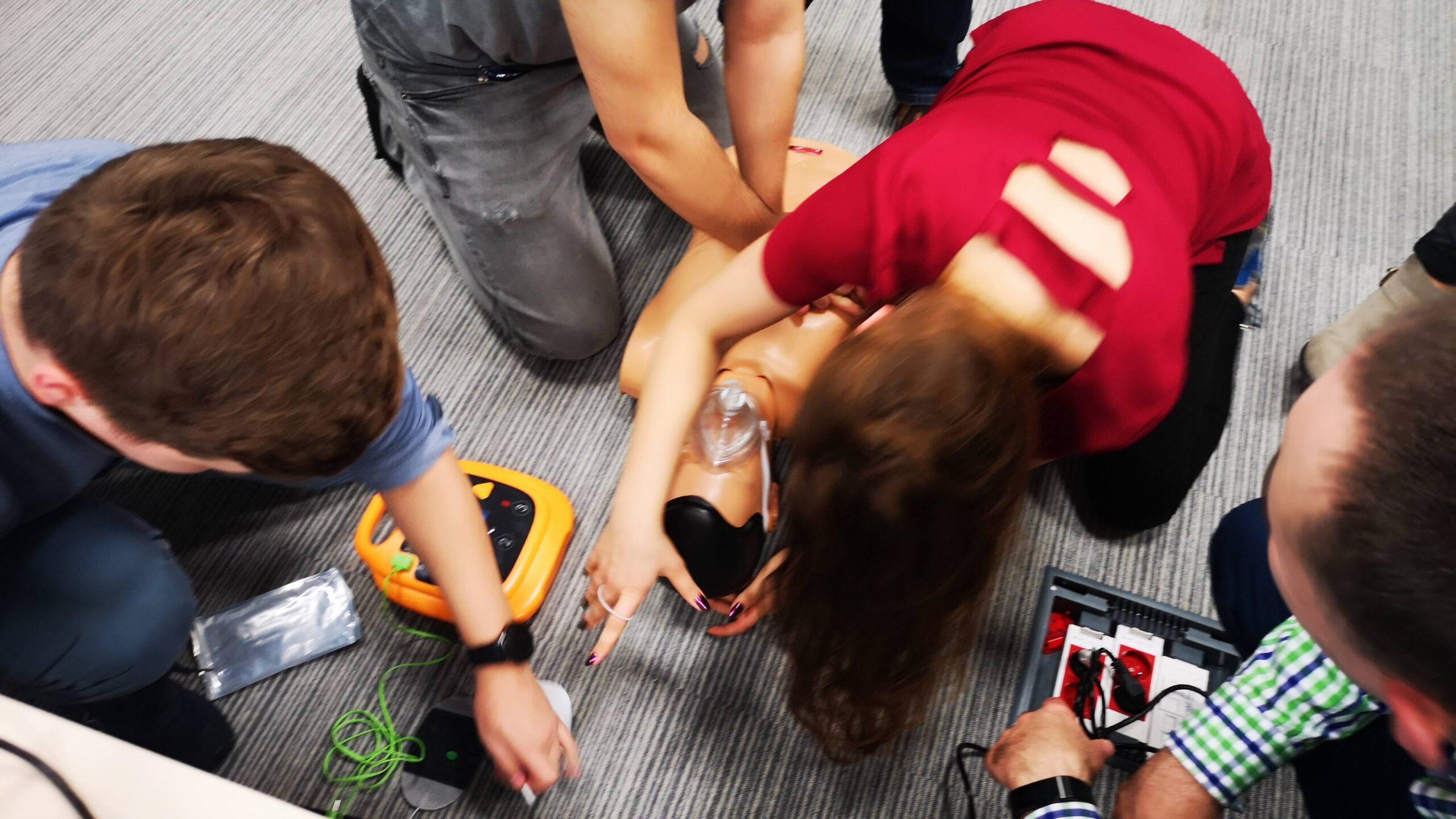 kurs pierwszej pomocy bialystok