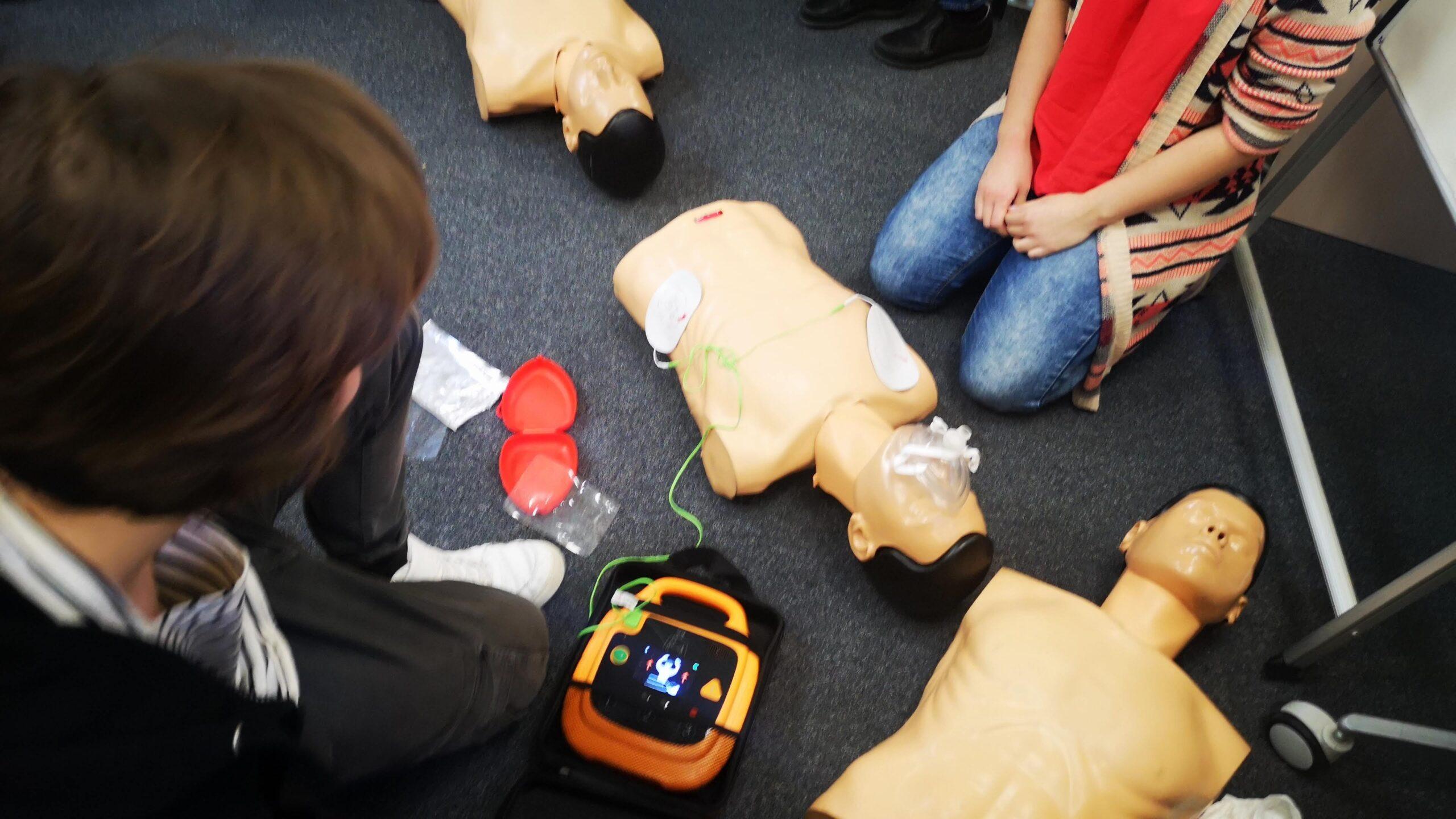 Kurs pierwszej pomocy kwalifikowanej online
