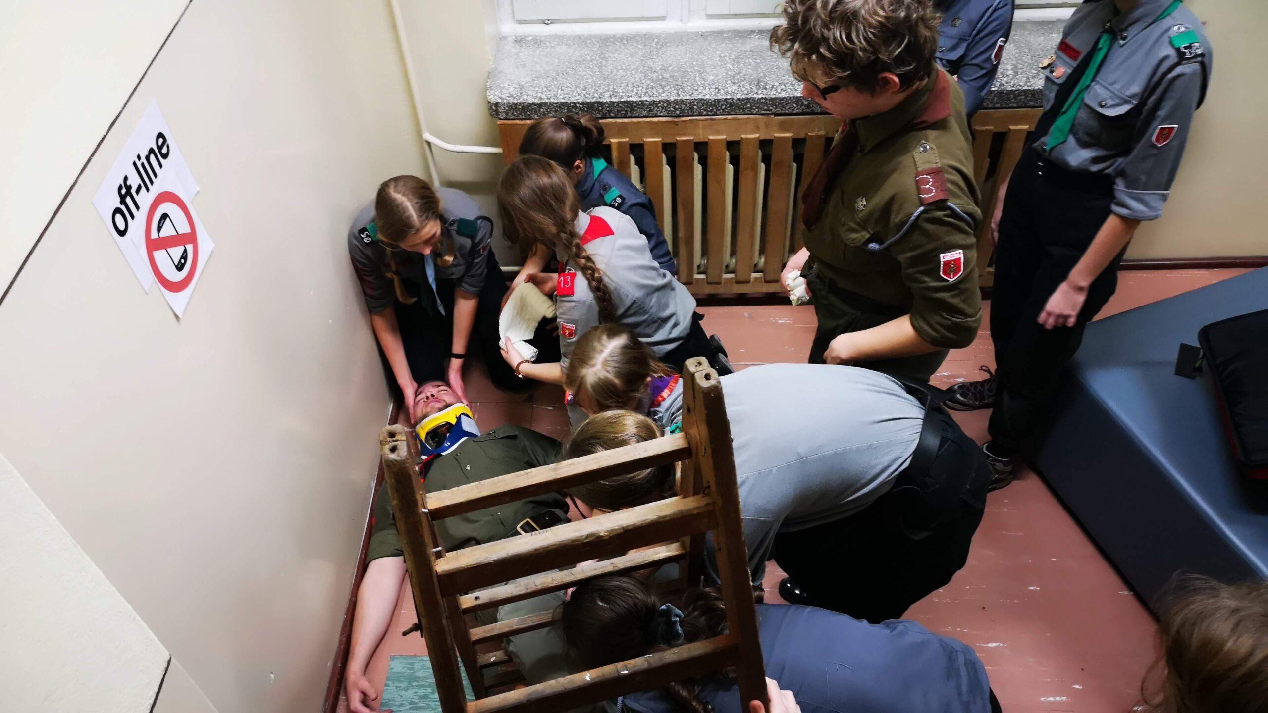 kurs pierwszej pomocy gdansk
