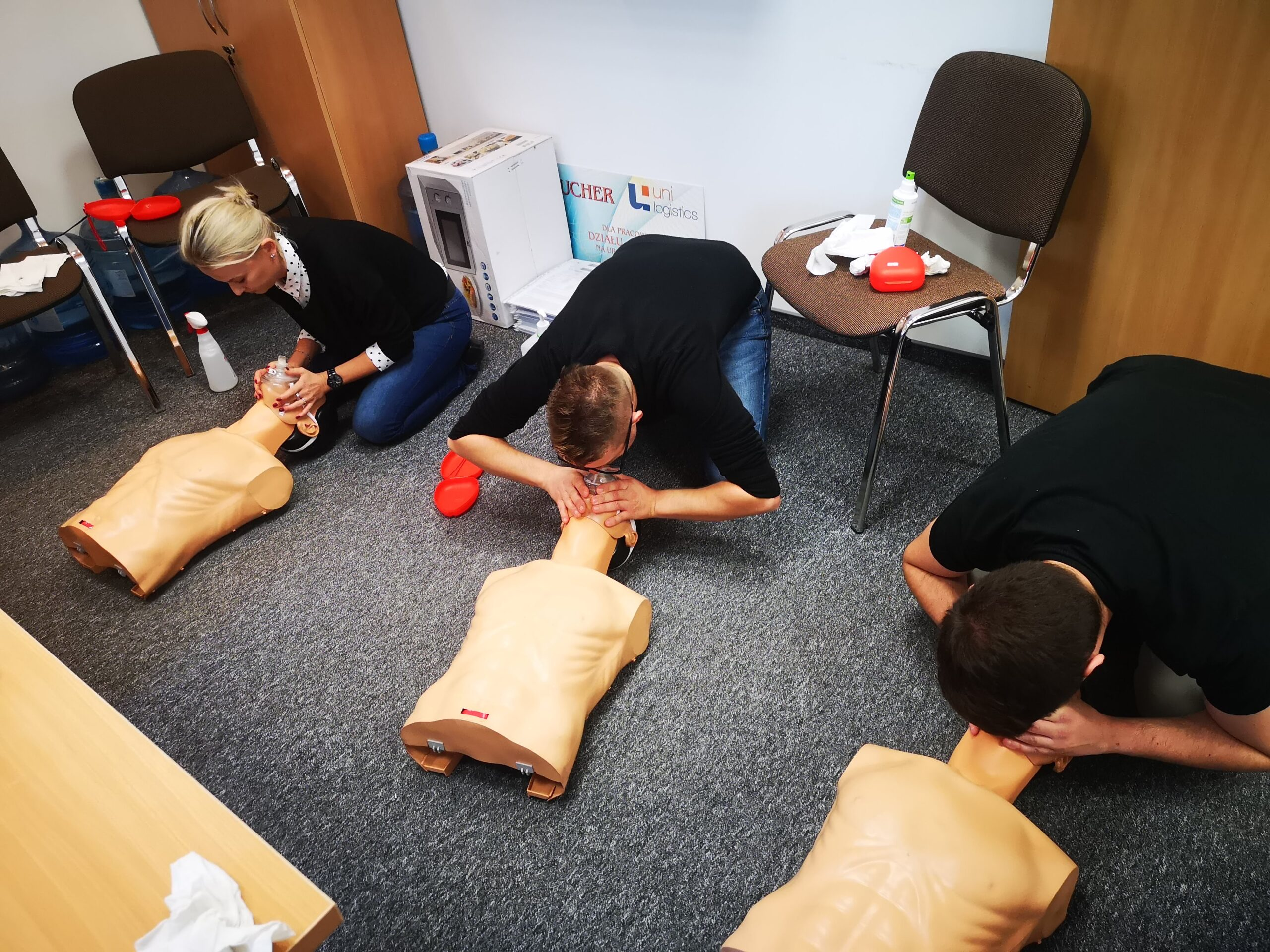kurs pierwszej pomocy gdynia