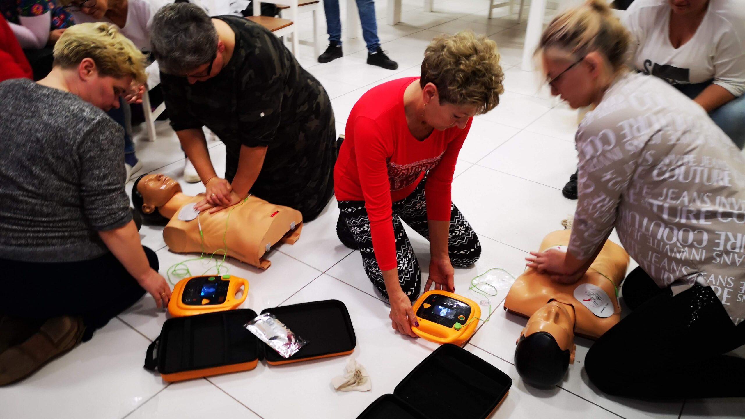 kurs pierwszej pomocy katowice