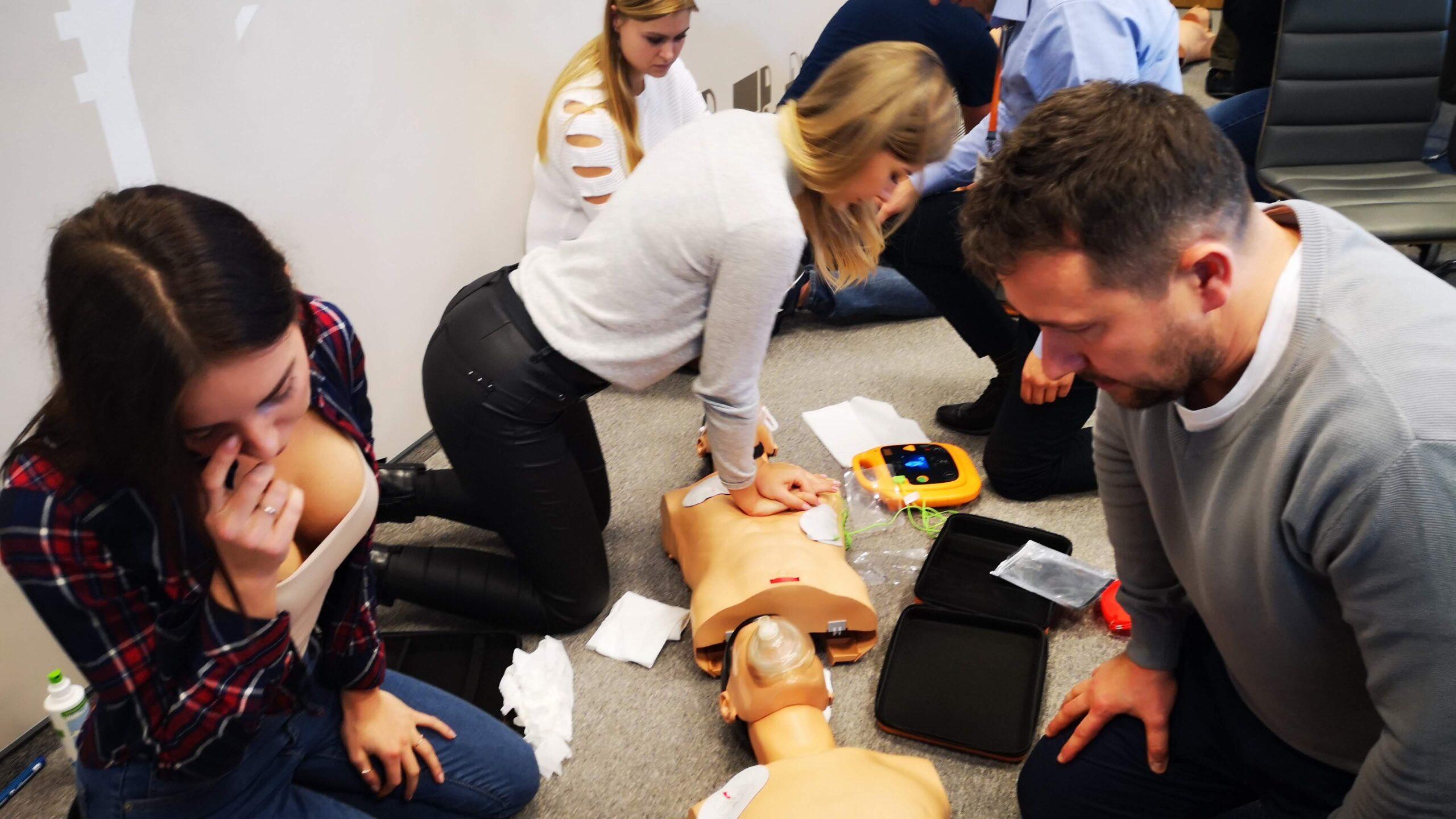kurs pierwszej pomocy krakow