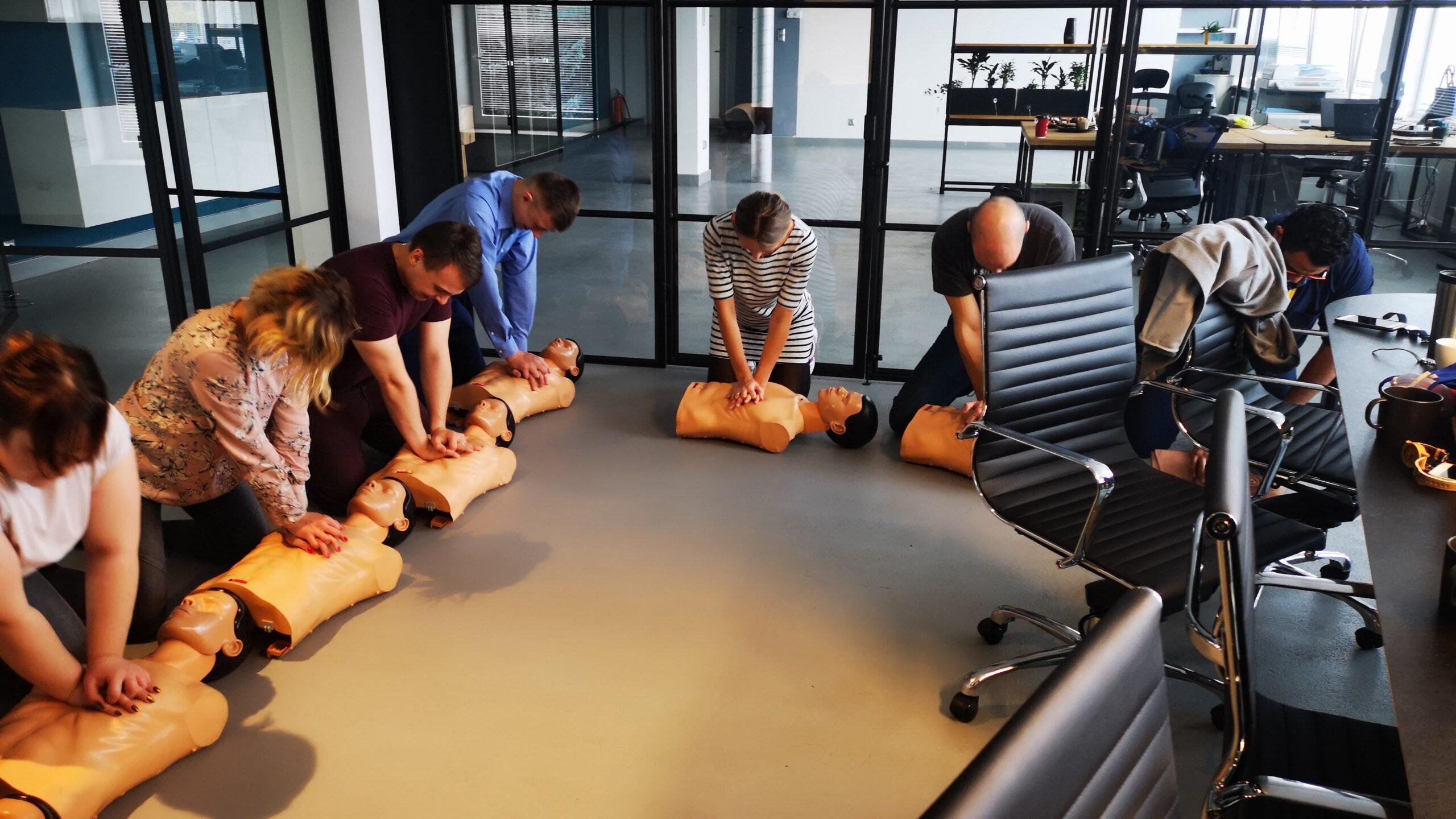 kurs pierwszej pomocy poznan