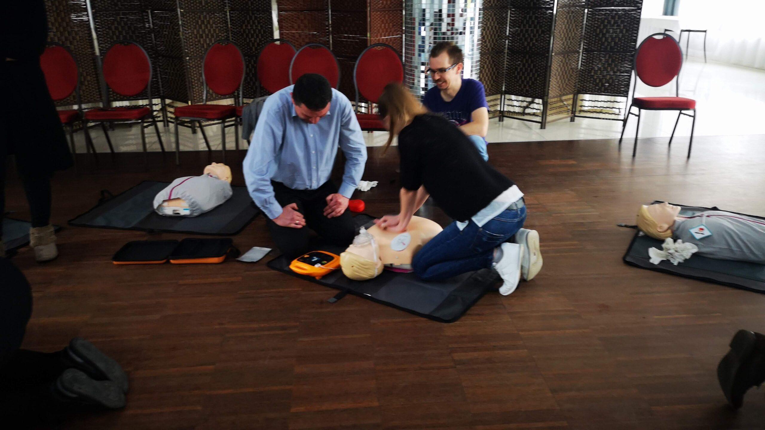 kurs pierwszej pomocy torun