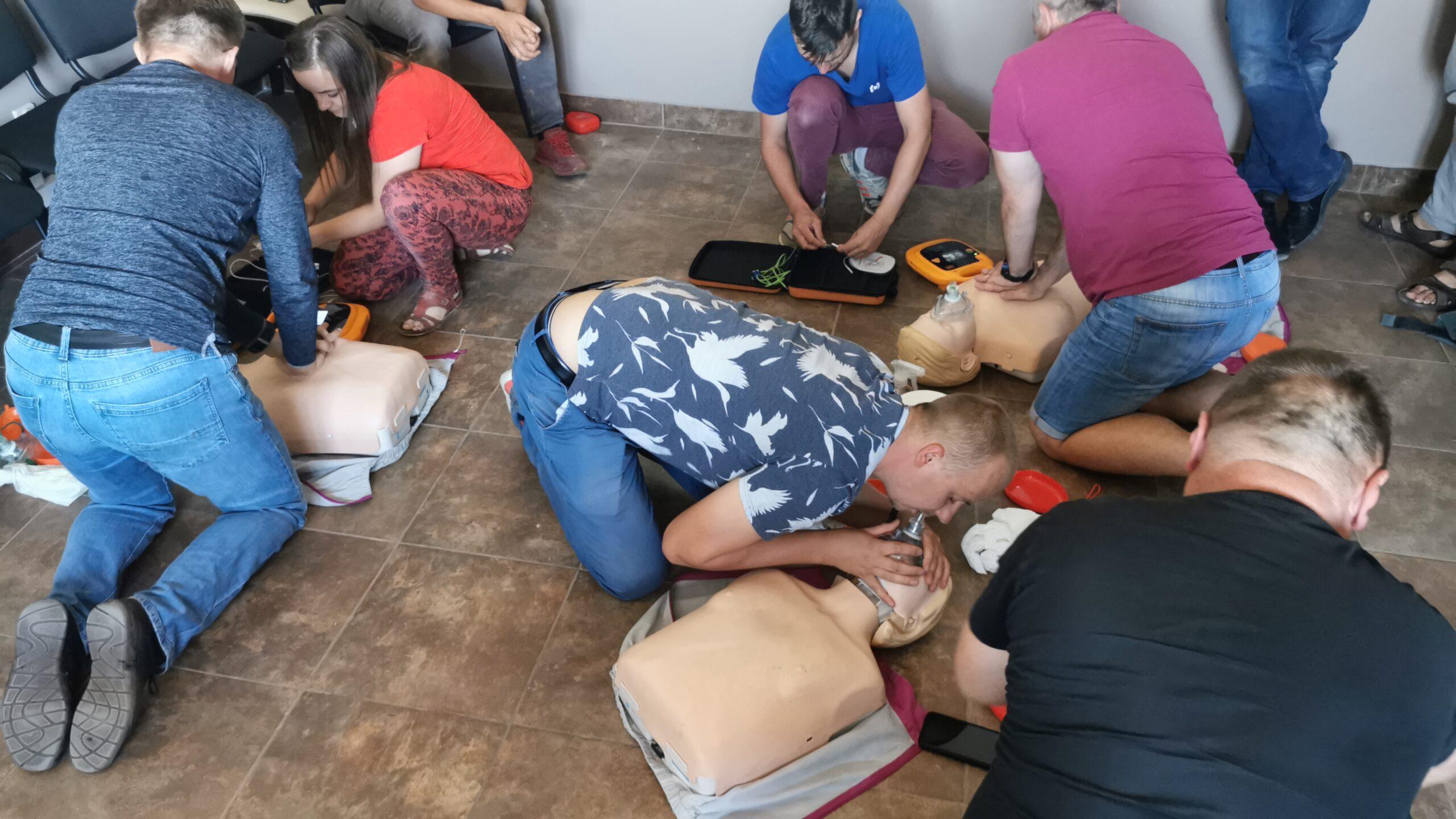 kurs pierwszej pomocy online